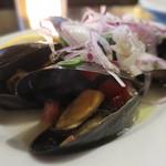 一瑳 - ムール貝のハーブマリネアップ