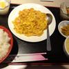 佳膳房 - 料理写真:エビチリ玉子定食です