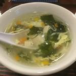 53294930 - 玉子スープ