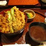 53295794 - 天丼セット ¥2,700