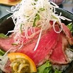 道の駅うずしおレストラン - 淡路牛鉄火丼