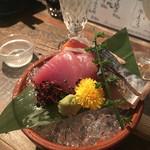 日本酒バル Funky原田2 波平ESSENCE -