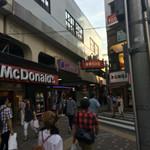 53299231 - 中通商店街アーケード