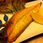 手づくりの味 藍 - 焼き魚定食の鯖