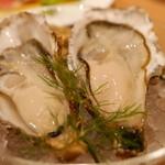 BISTROあっけし - 厚岸漁師直送生牡蠣