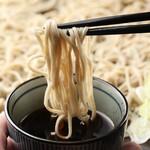酒・蕎麦 田治 - 飲んだ後の蕎麦は格別です。