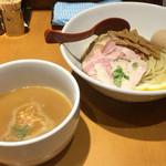 麺屋 翔 品川店 - 特製つけ麺