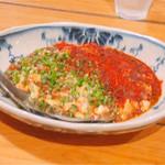 ジーテン - 麻婆豆腐