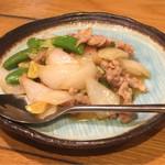 ジーテン - 豚肉の炒めもの