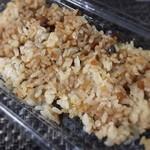 茂蔵 - 穴子ご飯