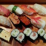寿司安 - 料理写真:おまかせランチ2160円