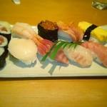 寿司割烹 豊 - 上握り
