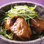 Lei can ting - 国産牛とろとろ煮込み 石焼スタイル
