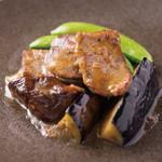 Lei can ting - 国産牛と契約農家野菜の炒め
