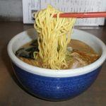 らーめん山頭火 - 麺