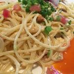 伊太利亜台所 - 北海道産生ウニのクリームスパゲティ