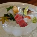shunsaishuzakanamikan - 刺盛 美味しかった