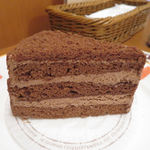 53309319 - チョコレートケーキ