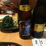 信州焼肉 NAMSAN - ドライプレミアム(豊釀)