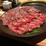 信州焼肉 NAMSAN - 上カルビ・上ハラミ