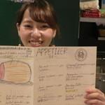 肉のヒマラヤ by ポルコロ - スタッフの手作りメニュー