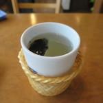 レストラン四季菜 - ふぐのひれ酒オープン