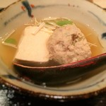 53316392 - 豆腐とツミレ