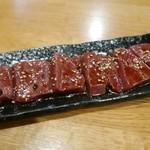 炭火焼肉 王 - レバー(650円)