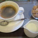 イタリアンレストラン Zucca - コーヒー