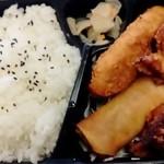 ガスト - 料理写真:揚げ盛り弁当