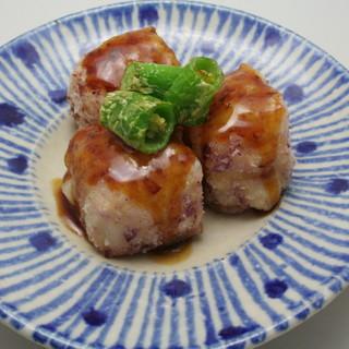 榮料理店 - 料理写真:ジーマーミ豆腐の揚げだし
