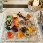 カロローゾ - ハッピーになれる前菜!