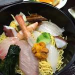 寿司一作 - 海鮮ちらし