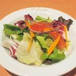イル・ピアット オチアイ - 料理写真:サラダ