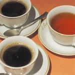 イル・ピアット オチアイ - 珈琲、紅茶