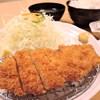 パークハウス 陽陽 - 料理写真:ローズポークトンカツ定食
