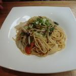 メイ カフェ - 和風スパゲッティ