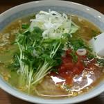 麺や田中 - 塩とまと麺