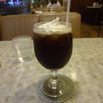 ロマン - ウィンナーコーヒー(アイス):550円