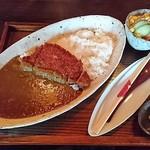 瀬戸の坊ったん - 料理写真:フルーティースパイシーな大人のカレー