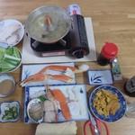 民宿やざわ - 料理写真:夕食