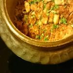 菊乃井 - 鱧ご飯