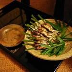 菊乃井 - 鮎の塩焼き!ほんま美味しいで!びびるで(^o^;)