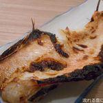 晩杯屋 - 赤魚粕漬焼き