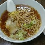 中華・ラーメン 福留 - 醤油