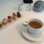 53340414 - ★コーヒー・紅茶・ハーブティー小菓子と共に