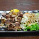 嵯峨 - 地鶏焼