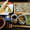 蕎麦屋 此花 - 料理写真:天せいろ 1450円