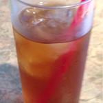 大陸食道 - アイスウーロン茶