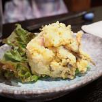 武蔵小山 しゃち - インカのめざめのポテトサラダ